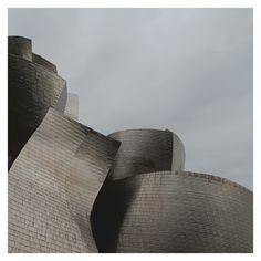 Reflexiones, 2013 - Matthias Heiderich. - Contemporary architecture in the cities of Madrid, Santiago de Compostela, Avilés, Bilbao.