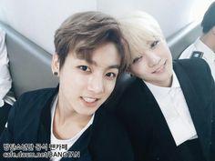 Jungkook and Yoongi