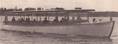 """The Maxine VI was one of Capt. """"Jolly"""" Adkins tour boats, operated out of Alexandria Bay in this undated photo."""