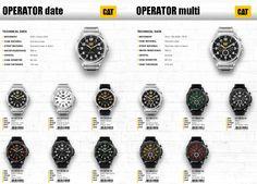 Η Caterpillar συνώνυμη της αντοχής και της πρωτοτυπίας φέρνει κοντά σας σε συνεργασία με το kosmima 24 τα πιο απίστευτα σχέδια σε ρολόγια γυναικεία κι αντρικά στις πιο προσιτές τιμές! Breitling, Watches, Crystals, Accessories, Wristwatches, Clocks, Crystal, Crystals Minerals, Jewelry Accessories