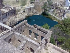 Most of the temples, located some 40 km from the modern city of Chakwal in the Potohar region of northern Punjab in Pakistan, were built during the reign of Hindu kings. These several temples were built around 900 years ago or more, although the earliest of the Katasraj temples dates back to the latter half of the 6th century A.D. Scholars believe that most of the temples were actually constructed when the Shahi kingdom