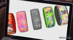 Customize your MagicBand! | The Adult Side of Disney
