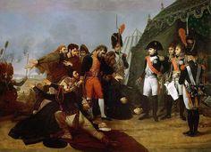"""Napoleon accepts the surrender of Madrid, 4 December 1808"", Antoine-Jean Gros"