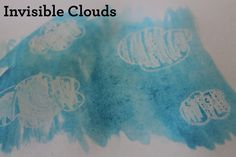 Social Media Plan - I Did It - You Do It: Invisible Clouds