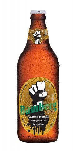Camila Camila. Cervejaria Bamberg. Votorantim-SP. #brazil #beer