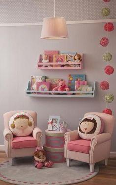 Children's Room Accessories - Decor Home Baby Bedroom, Girls Bedroom, Bedroom Decor, Girl Nursery, Nursery Decor, Bedroom Ideas, Princess Room, Daughters Room, Room Accessories