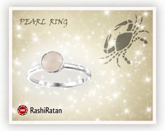 According to astrological principles Pearl is related to moon. It is said to provide positive mentality and affects one's mood.It boosts self confidence and help the wearer in keeping in high esteem. This gemstone is meant to relieve the person from phobias and subsides anger. please log on http://www.buyrashiratan.com