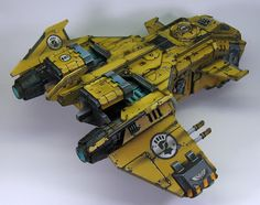 Imperial Fists Storm Eagle - View 1/3