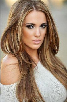 tinte color miel para el cabello Buscar con Google Peinados