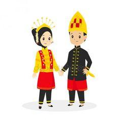 10 gambar pernikahan adat cartoon terbaik di 2020 gambar pengantin pernikahan kartun 10 gambar pernikahan adat cartoon