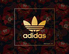 Adidas Originals, The Originals, Computer Animation, Maxon Cinema 4d, New Year 2020, Art Direction, New Work, Adobe Illustrator, Behance