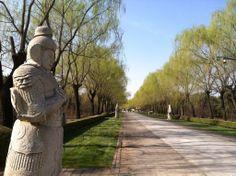 Sacred Way, China
