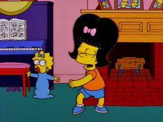 Bart Simpson's Feminine Side | #gender #TV #TheSimpsons #feminism