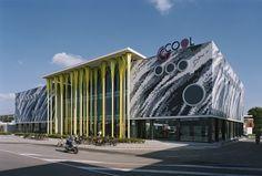 Heerhugowaard: Centrum voor Kunst en Cultuur  (Soeters en Van Eldonk)
