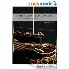 free 5/7/14 Amazon.com: SCALES & MODES FOR GUITAR SOLOING: Tools for Improvisation eBook: Kimie Kim: Kindle Store Gardening Books, Soloing, I Love Reading, Art Store, Historical Fiction, Nonfiction, Kindle, Guitar, Tools