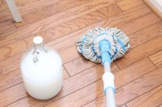 Hometalk :: DIY Wood Safe Floor Cleaner