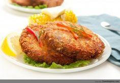 Salmon Croquette Recipe By Miss Robbie, Sweetie Pie's