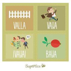 Spelling exercise for children. Colegio Ideas, Teaching Spanish, Learn Spanish, Child And Child, Exercise For Kids, Search Engine, Spelling, Learning, Children