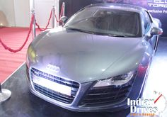 Audi cars at Supercar Show