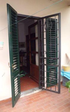Inferriate di sicurezza Reggio Emilia Mantova grate di