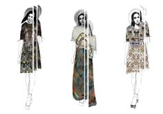 Francesca Higgins from Winchester School of Art and Design in the UK, winner of WGSN's FUTURE TALENT competition.