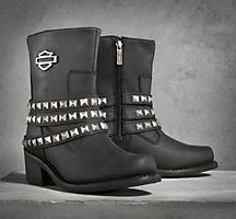 Women's Alexa Performance Boots   Boots   Official Harley-Davidson Online Store