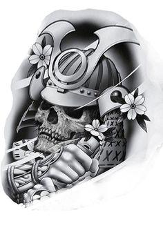 тату эскизы | VK Japanese Tattoos For Men, Japanese Dragon Tattoos, Japanese Tattoo Designs, Japanese Tattoo Art, Japanese Sleeve Tattoos, Japan Tattoo Design, Skull Tattoo Design, Tattoo Design Drawings, Samurai Tattoo Sleeve