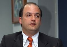 Gabriel García Morales,  exviceministro de Transporte y director del el Instituto Nacional de Concesiones (INCO)