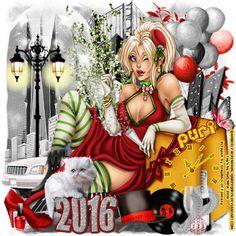 "MI RINCÓN GÓTICO: CT GRAPHICS OF FANTASY, ""New Year Celebrations """