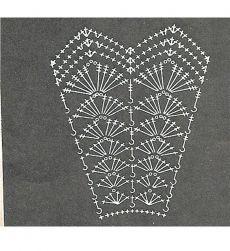 Captivating Crochet a Bodycon Dress Top Ideas. Dazzling Crochet a Bodycon Dress Top Ideas. Crochet Baby Poncho, Crochet Lace Collar, Gilet Crochet, Crochet Baby Dress Pattern, Crochet Fabric, Crochet Motifs, Crochet Diagram, Crochet Chart, Crochet Patterns