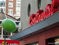 Continental - Philadelphia.  Try the Philly cheesesteak rolls. Great rooftop bar.