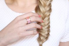 alt-bague-diva-freywille-floral-symphony-lady-heavenly-fishbraid-blonde Heavenly, Diva, Wedding Rings, Engagement Rings, Floral, Pageants, Color, Wedding Ring, Enagement Rings