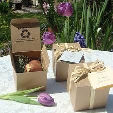 caja bautizo regalo plantas fiesta favores de la boda regalos de boda favores de la fiesta campanas de boda