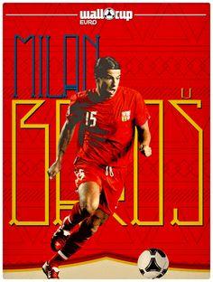 #Euro #Baros #WallCup #Soccer #Futbol #Football #RepublicaCheca #CzechRepublic
