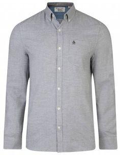 100% Cotton Superb quality Oxford shirt by Original Penguin.