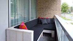 balkonset steigerhout
