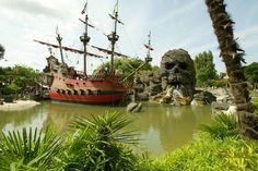 Inside Disneyland Paris: A Photo Tour: Pirates of the Caribbean at Disneyland Paris
