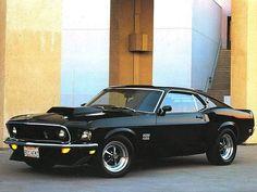 Mustang Boss 429 '69 / '70