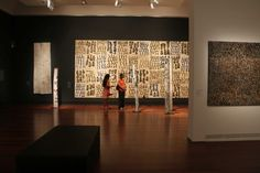Indigenous contemporary art show