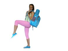 YIX Bag is a fitness backpack that can be used as Yoga mat bag  05409d96ab7e9