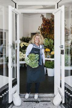 Fleur McHarg Portrait | Floristry and Event Styling | Est Magazine