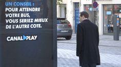 CANALPLAY -  Nos séries formats courts vous attendent à l'arrêt de bus