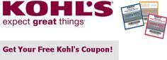 Kohls Coupons July 2012 - In Store Printable Coupons - Up to 50% Off \u2014 Fresh July list of updated Kohls coupons. Use these coupons during checkout to save up to 50%