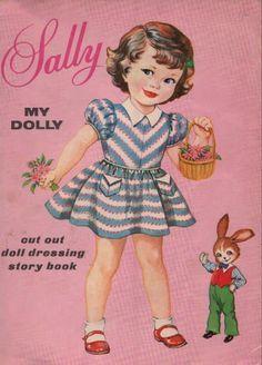 """Résultat de recherche d'images pour """"picasaweb vintage sewing pattern for dolls"""""""