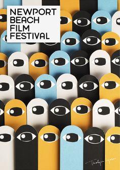 Newport Beach Film Festival poster