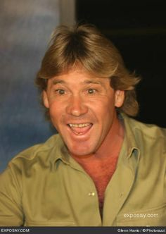 Steve Irwin - Born: 22 Feb 1962 - Died: 4 Sept. 2006....Muerto por una mantarraya
