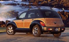 2002–2004 Chrysler PT Cruiser Woodie