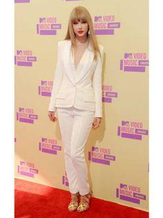 MTV VMAs 2012 Best Dressed – Best Red Carpet Dresses at the 2012 VMAs - Cosmopolitan
