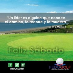 Feliz  Sábado -  #fedogolfRd #golf #RD #camp #swing #putt #putter #hoyo #field #green #fedogolf #grass