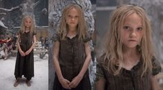 Young Cosette, Les Miserables, 2012